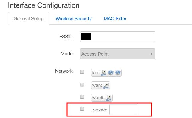 interface-configuration